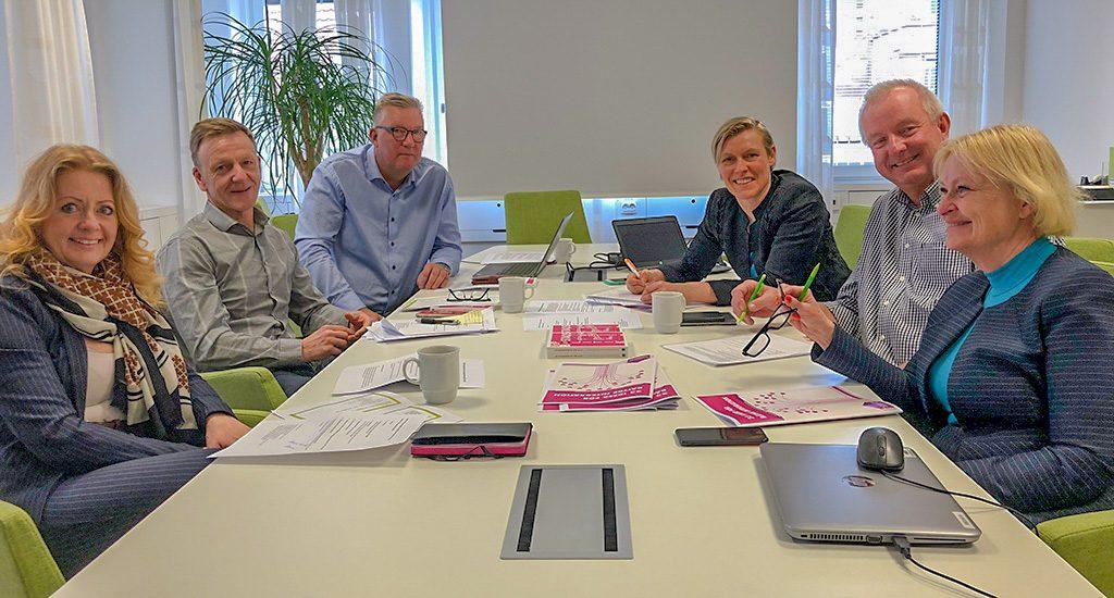 Nystart För Sveriges Allmännyttas Integrationsråd