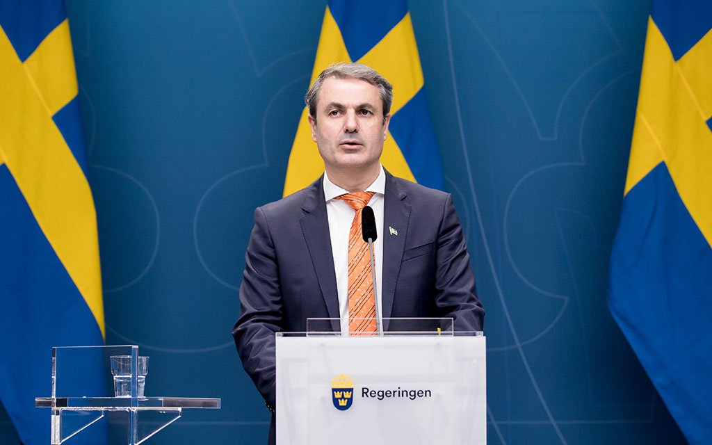 Magnus Liljegren/Regeringskansliet