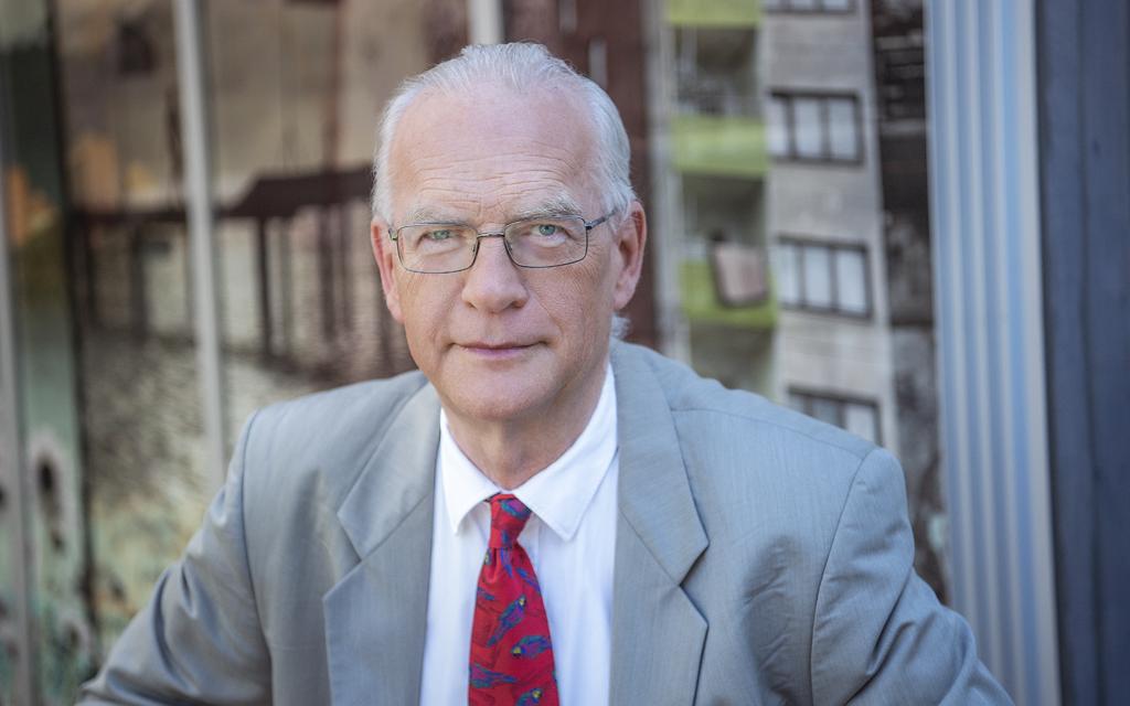 Jörgen Mark-Nielsen, samhällspolitisk chef, Sveriges Allmännytta.