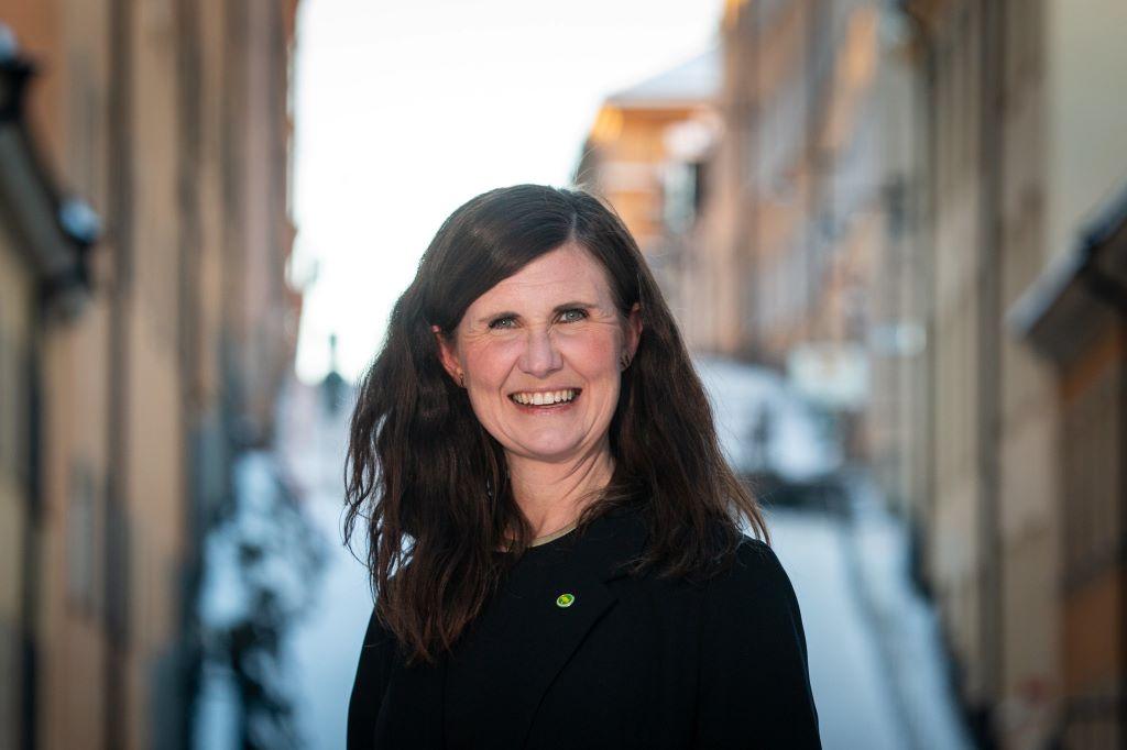 Foto: Fredrik Hjerling/Miljöpartiet