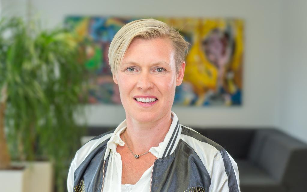 Lena Liljendahl, boendeexpert på Sveriges Allmännytta.